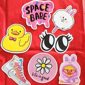 Rubber Ducky Sticker Bundle